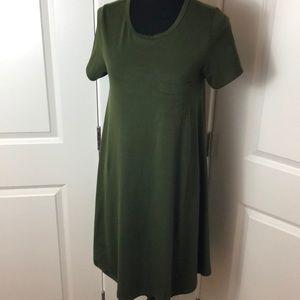 LuLaRoe Carly Dress, XS